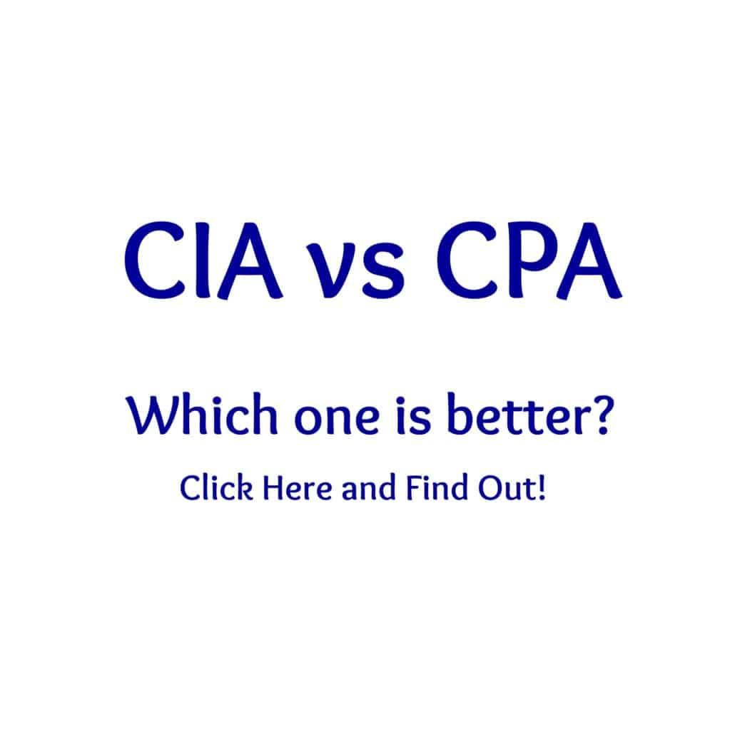 Cia Exam Blog Crush The Cia Exam