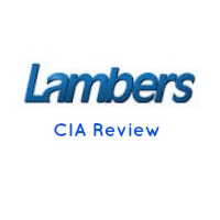 Lambers CIA Review