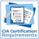 CIA Certification Requirements