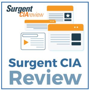 Surgent CIA Review