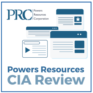 Powers Resources CIA Review